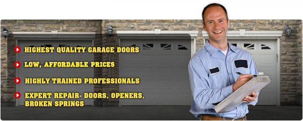 Las Vegas Overhead Garage Door Repair